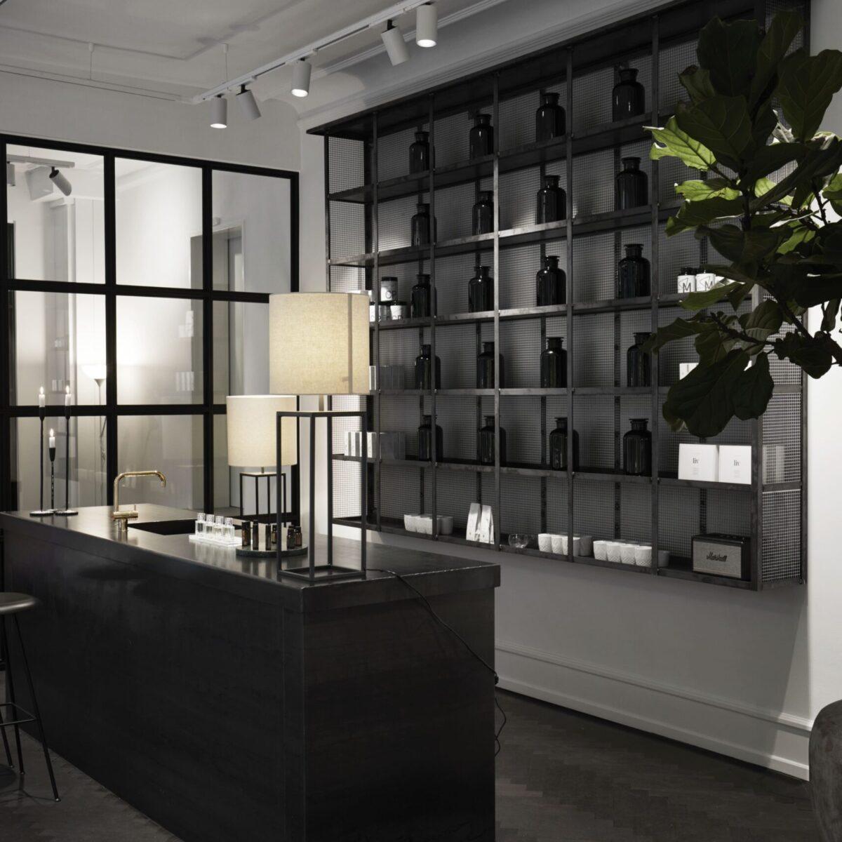 Interior of One Thirty Labs studio